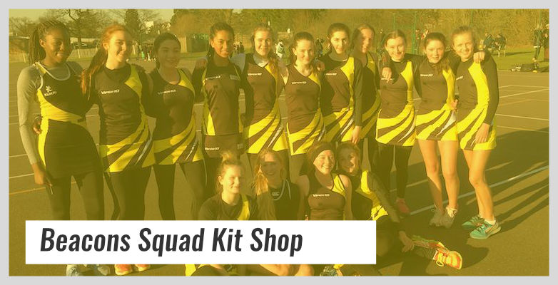 Beacons Squad Kit Shop