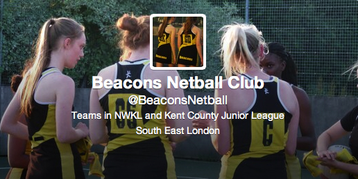 Beacons gets twitter!