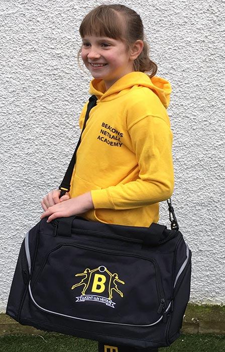 Beacons Academy Locker Bag
