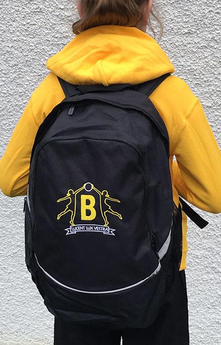 Beacons Academy Rucksack