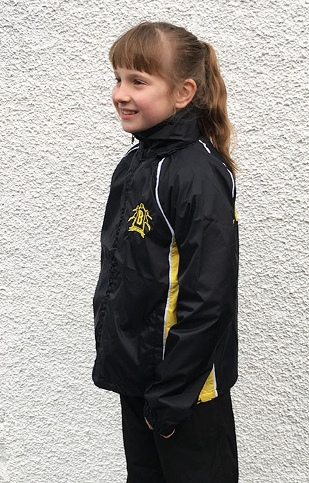 Beacons Academy Tracksuit Top